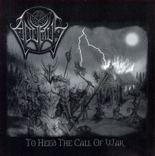 Adumus - To Heed the call of War CD