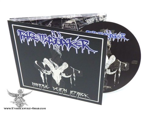 Rademassaker - Primitive Death Attack DIGI CD