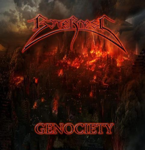 Bitterness - Genociety CD