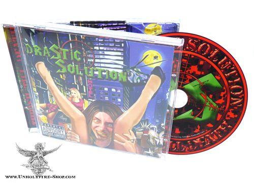 Drastic Solution - Thrash Till Death CD