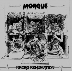 Morgue - Necro Exhumation CD