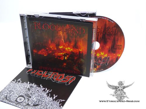 Bloodland / Necrosi Split CD