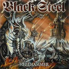 "Black Steel - Hellhammer 12"" LP"