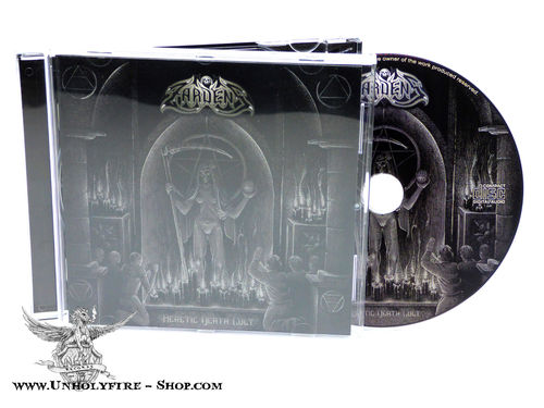 Zardens - Heretic Death Cult CD