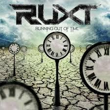 "RUXT ""Running out of Time"" CD"