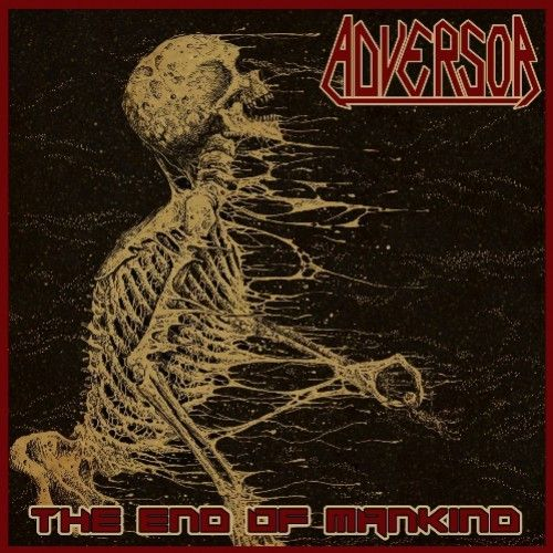 Adversor - The End Of Mankind CD