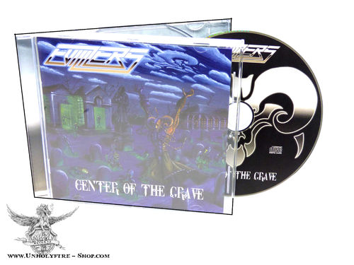 Evilizers - Center to the Grave CD