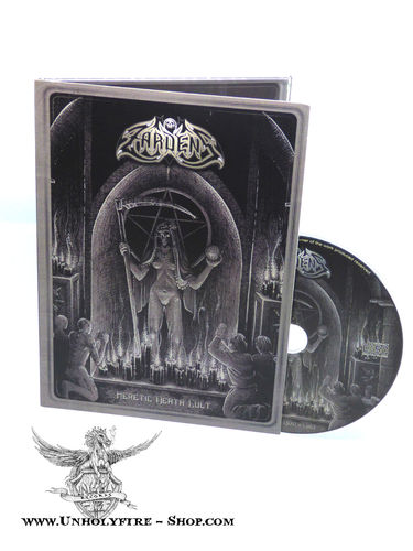 Zardens - Heretic Death Cult DIN A5 Digi CD