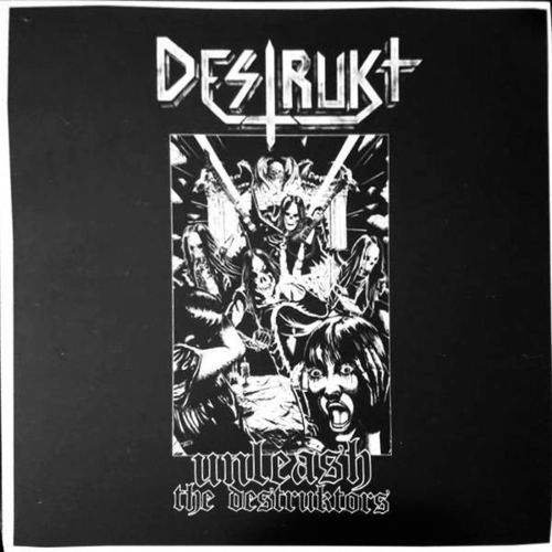 Destrukt - Unleash the Destruktors LP
